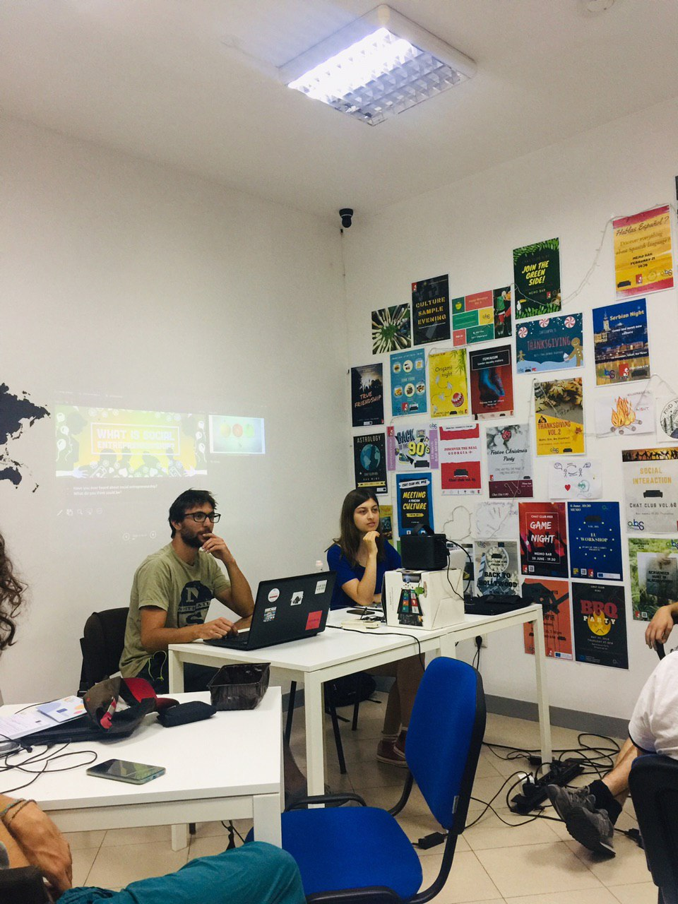 Social Entrepreneurship Workshop | Active Bulgarian Society